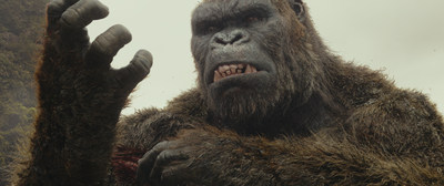 KONG SKULL ISLAND, IMAGE COURTESY OF INDUSTRIAL LIGHT & MAGIC. © 2016 WARNER BROS. ENT. ALL RIGHTS RESERVED.