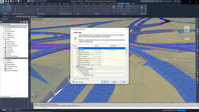 Autodesk BIM 360 Collaboration for Civil 3D Data Shortcuts: Create and manage Data Shortcuts and Xref files in a common data repository