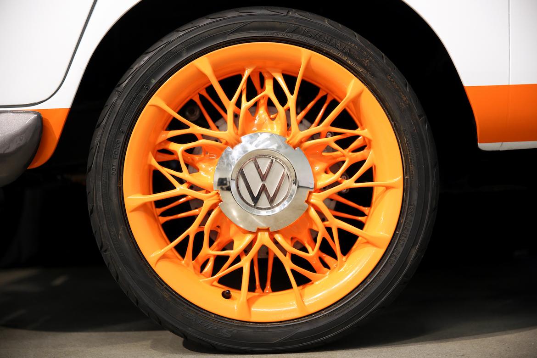 generatively designed wheel