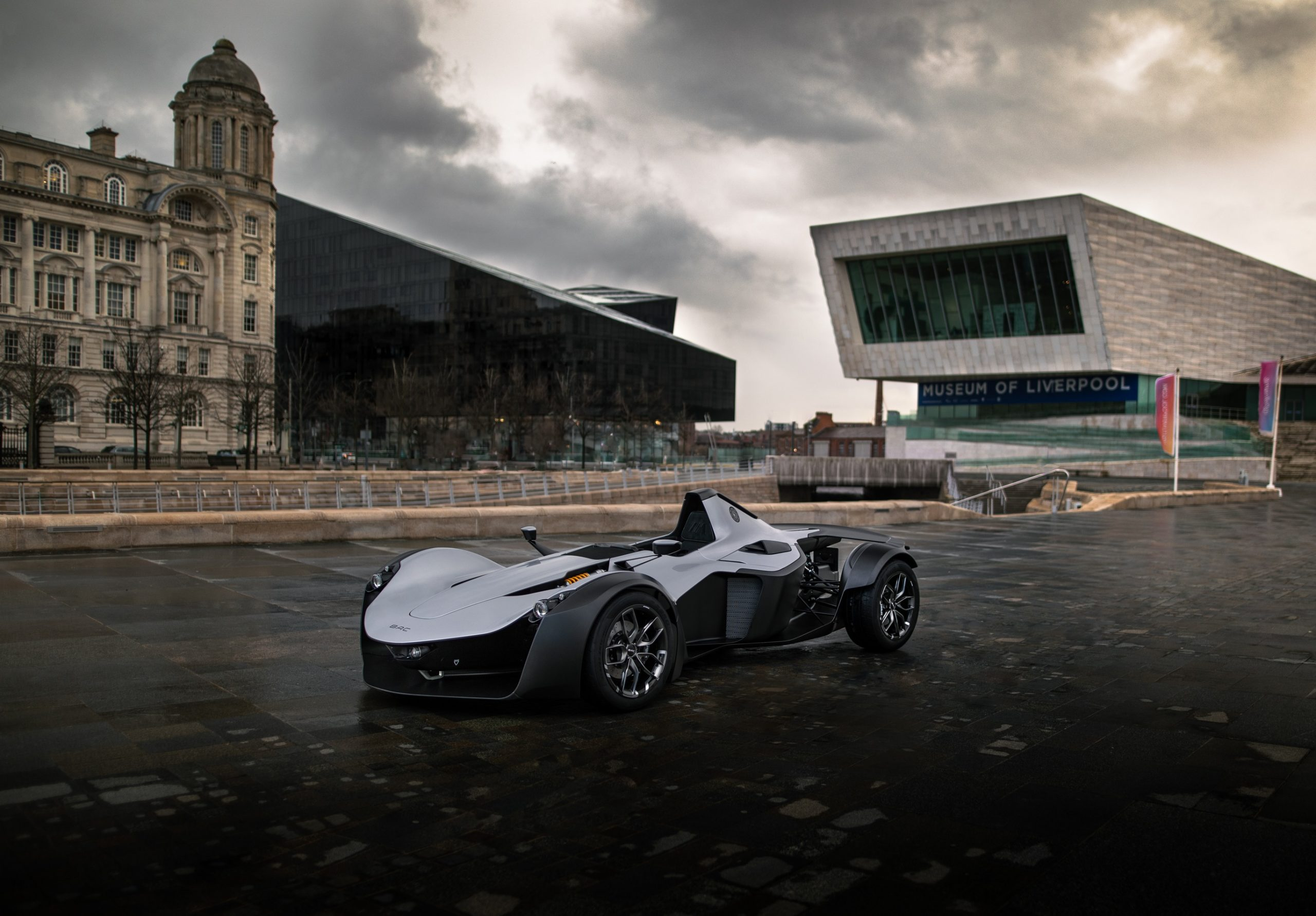 New generation BAC Mono.