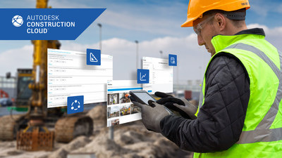 Owners, specialty trades and the majority of ENR-ranked top contractors managing infrastructure projects such as roads, marine facilities and airports are choosing Autodesk Construction Cloud