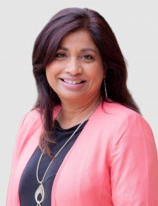 Headshot of Raji Arasu