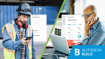 New construction management solution Autodesk Build is now available worldwide