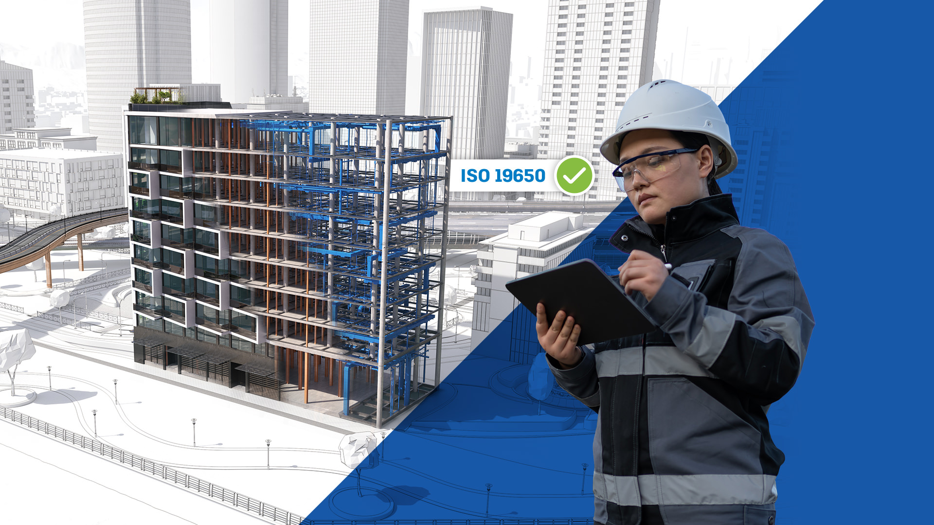 Autodesk Construction Cloud can help customers comply with ISO 19650